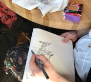 Drawing on Location