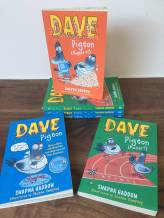 Dave the Pigeon by Sheena Dempsey