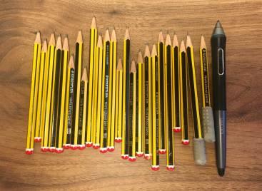 Favourite Noris School Pencils