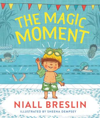 The Magic moment by Sheena Dempsey and Niall Breslin